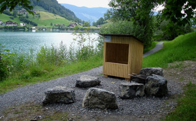 Grillstelle Steinlaui